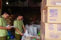 Gần 3.600 hộp nhang muỗi nhập lậu vùng biên
