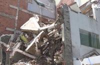 Sập nhà 2 tầng đang tháo dỡ, 1 người chết, 2 người bị thương
