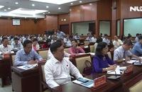Bế mạc kì họp thứ 9 HĐND TP HCM khoá IX: Thông qua 21 nghị quyết