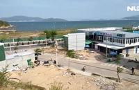 """Cận cảnh lô đất """"vàng"""" giao cho 3 lãnh đạo sở, ngành Khánh Hòa"""