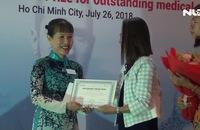 Vinh danh 4 nhà khoa học Việt Nam lần đầu nhận giải thưởng A. Yersin