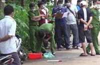 Phát hiện thi thể đang phân hủy bên đường