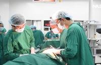 Lần đầu dùng Robot phẫu thuật ung thư thực quản