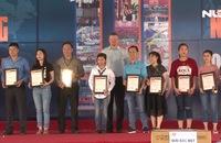 Hàng ngàn người tham gia kỷ niệm 10 năm thành lập công ty Wanek