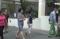 Nóng vụ tranh chấp tại chung cư Vạn Đô