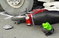 """Đồng Nai: Xe ben """"càn"""" xe máy, 2 người chết tại chỗ"""