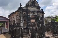 Bí ẩn khu mộ cổ hơn 176 năm ở xứ Tây Đô