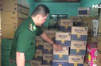 Quảng Trị: Liên tiếp phát hiện nhiều vụ buôn lậu hàng hóa qua biên giới