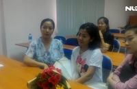 Diễn viên Mai Phương đã xuất viện