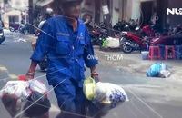 Phóng sự: Ông cụ nhặt rác và 3.000 món đồ chế tác tiền tỉ