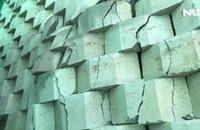 Di dời dân vì tường thành khổng lồ dự án Marina Hill bung gạch