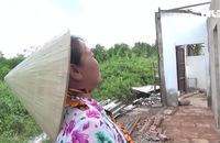 Bạc Liêu: Lốc xoáy 'càn quét', hàng trăm ngôi nhà bị tốc mái và đổ sập