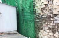 Tường thành dự án khổng lồ ở Nha Trang sập từng mảng lớn