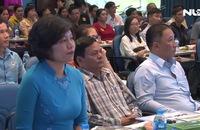 Báo Người Lao động trao quà cho công nhân bị tai nạn, khó khăn dịp Tết 2019