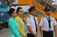 Khai trương đường bay Cần Thơ – Đà Nẵng