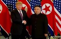 Cái bắt tay lịch sử của Tổng thống Donald Trump và Chủ tịch Kim Jong-un