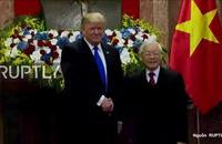 Tổng Bí thư, Chủ tịch nước Nguyễn Phú Trọng tiếp TT Donald Trump