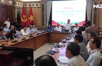 Bí thư Thành ủy TP HCM gặp gỡ báo chí