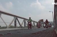 Cầu sắt Phú Long sẽ được tháo dỡ từ ngày 20-4