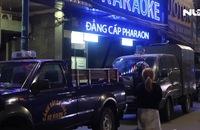 Công an khám xét xuyên đêm quán karaoke của Phúc XO
