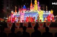 Ghi nhanh: Lung linh Lễ hội ánh sáng 2019 tại TP HCM