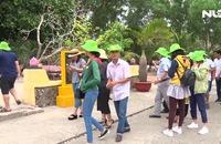 Lượng khách đến Côn Đảo tăng gấp đôi so với năm trước