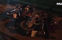 2 xe máy đối đầu trong KCN Vĩnh lộc, 3 người thương vong