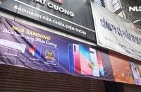 Các cửa hàng của Nhật Cường Mobile ra sao sau khi ông chủ bỏ trốn?