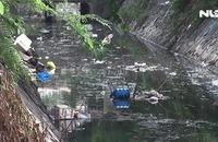 Cải tạo kênh 19-5 bị ô nhiễm nặng nề