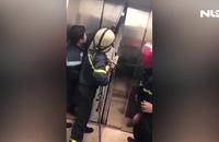 Giải cứu thành công 21 người mắc kẹt trong thang máy