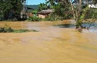 Ghi nhanh: Lũ quét kinh hoàng tại TP Bảo Lộc, tỉnh Lâm Đồng