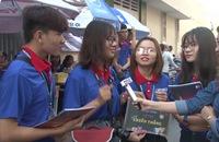 Ghi nhanh: Gần 900.000 thí sinh bước vào thi môn Văn