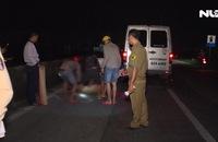 Nam thanh niên bị ôtô tông tử vong giữa đêm khuya