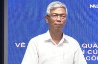 TP HCM họp báo về Dự án Khu Công nghệ cao
