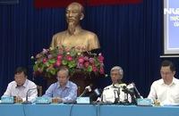 Cuối năm 2019, TP HCM xử lý dứt điểm vấn đề Thủ Thiêm