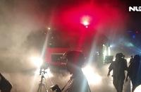 Cháy lớn tại Cà Mau, 5 người bị thương