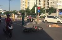 Liên tiếp xảy ra tai nạn tại quận 9, 4 người thương vong