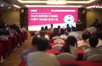 Nguyễn Quang Hải sáng giá tại Quả Bóng vàng Việt Nam 2019