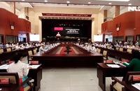 Khai mạc Hội nghị Ban chấp hành Đảng bộ TP HCM lần thứ 34