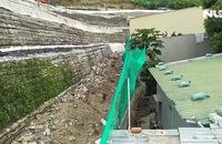 Bức tường khổng lồ trên đầu dân ở Khánh Hòa khắc phục nửa vời