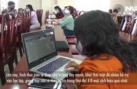 Tập huấn giáo viên dạy học trực tuyến
