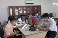 Nhiều trung tâm dịch vụ việc làm khởi động sau dịch Covid-19