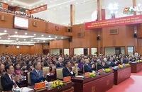 Khai mạc Đại hội Đảng bộ TP HCM lần thứ XI, nhiệm kỳ 2020-2025