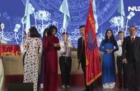 Đại học Quốc gia TP HCM nhận danh hiệu Anh hùng Lao động thời kỳ đổi mới