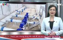 Hàng triệu người dân Hà Nội được sử dụng nước chất lượng cao