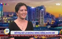 Hoa hậu Đinh Hiền Anh chia sẻ bí quyết giữ gìn sự tươi trẻ