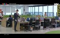Yêu thì ghét thôi - Tập 14: Sếp Nhật Anh mua trà sữa lén tặng Kim
