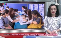 50 doanh nghiệp tham gia ngày hội tuyển dụng tại Học viện Tài chính