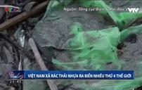 Việt Nam xả rác thải nhựa ra biển nhiều thứ 4 thế giới