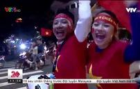 Các kiểu ăn mừng chiến thắng độc đáo của người hâm mộ khi Việt Nam vô địch AFF Cup 2018